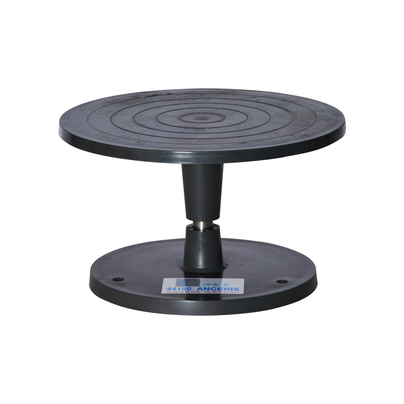 TOURNETTE DE TABLE PLASTIQUE