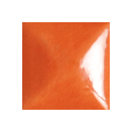 SG033 EMAIL SEMI TRANSP CORAL ORANGE flacon de 140 ml