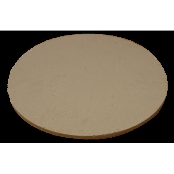 Plaque Ronde Diam 420 mm Epaisseur 10mm 1280°C