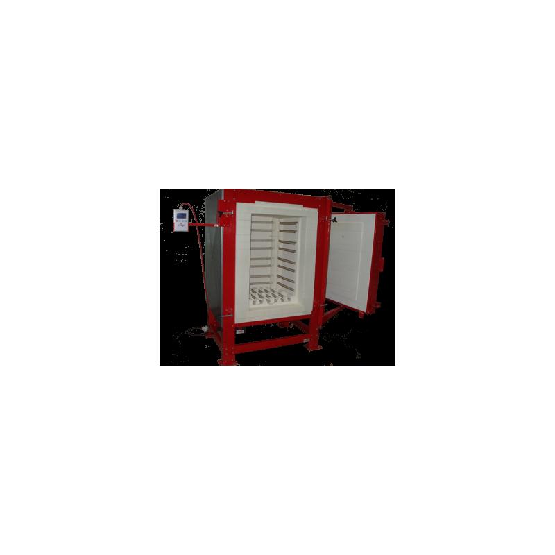 Four Bretagne Electrique 200L avec Regulation Mi70+ 1320°C