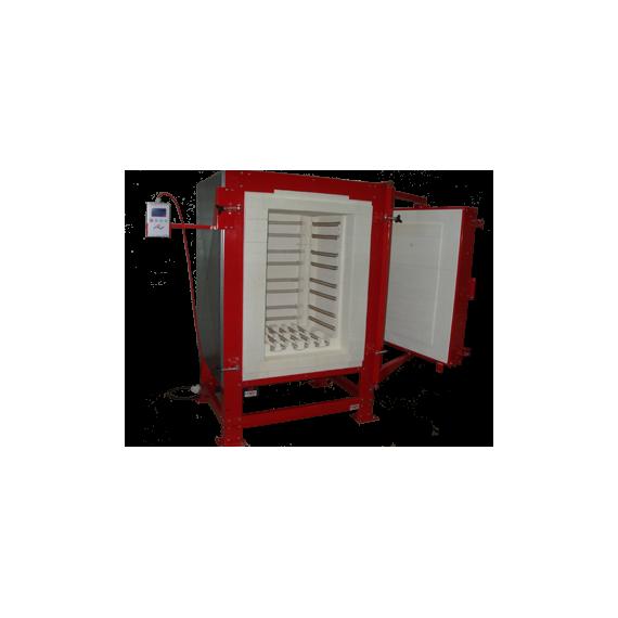Four Bretagne Electrique 200L avec Regulation Mi700+ 1320°C
