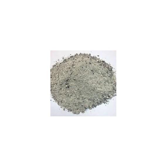 CHAMOTTE BROYEE FINE conditionnée en 25 kg