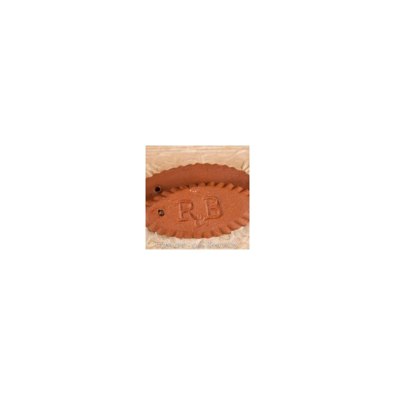 GRES ROUGE DE NORON CHAMOTTE FIN 1100-1200°C