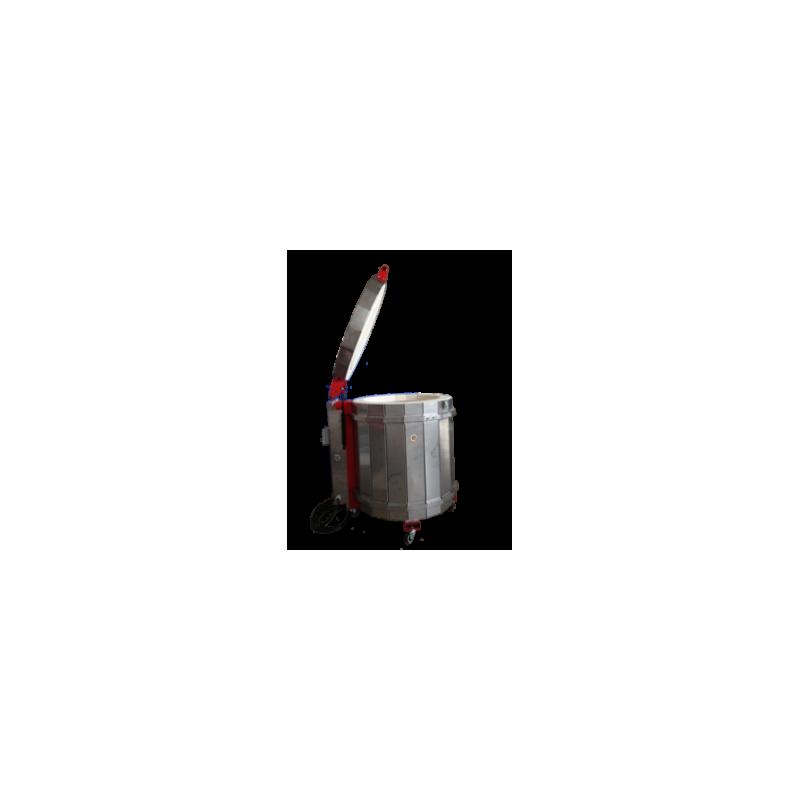 Four Electrique VG 60L avec Régulation PYRODRIVE Mi5+ 1320°C MONO - 1 - Fours céramique électrique