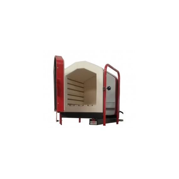 FOUR CESAME 59 BG avec régul. Mi70+ PYRODRIVE Temp. maxi 1320 °C