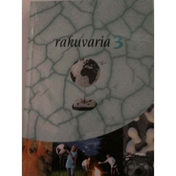 RAKUVARIA 3 - 2 - Sélection de livres Raku