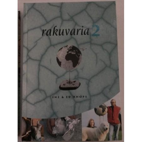 RAKUVARIA 2 - 2 - Sélection de livres Raku