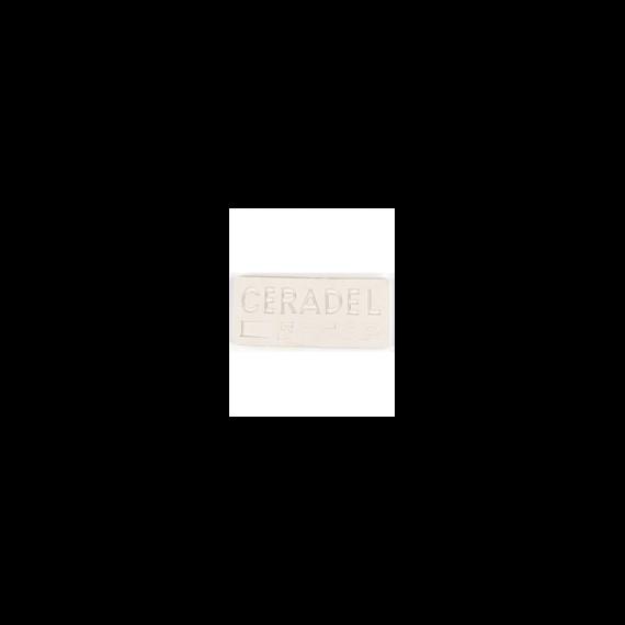 CG 821 GRES BLANC CHAM GROS 960-1280°C Condit.10 kg - 1 - Terre Grès