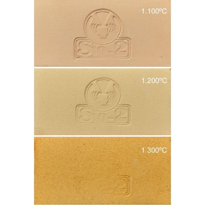 GRES ROUX PRGM 1,5 mm 960-1280°C Condit.12.5 kg - 1 - Terre Grès