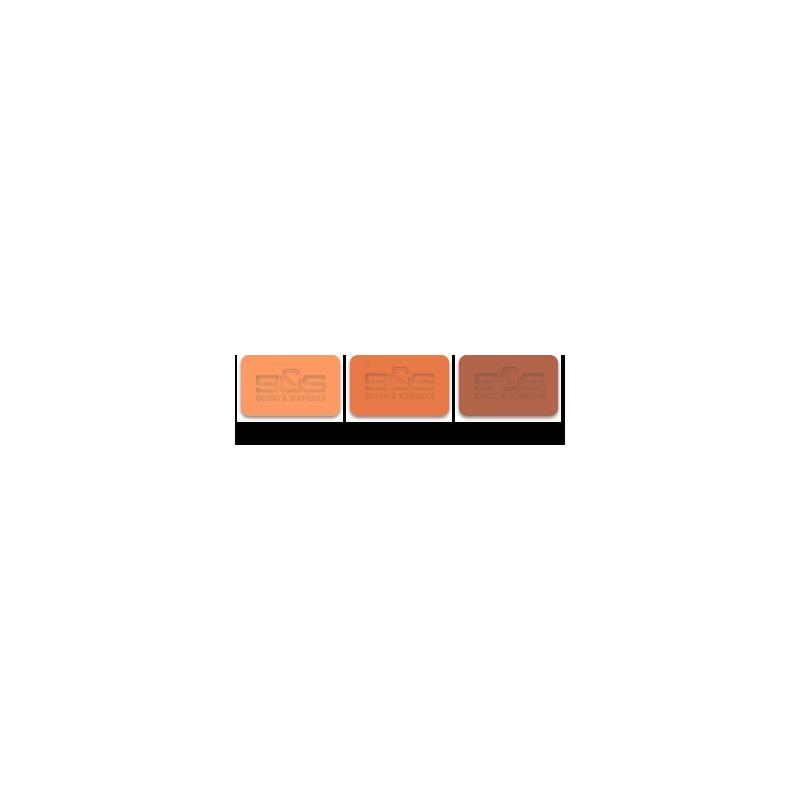 CREATION Grès rouge lisse 354 Condit.10 kg - 1 - Terre Grès