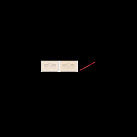 CREATION RAKU 441 BLANCHE CHAMOTTE 0.2 A 0.8 MM Condit.10 kg - 1 - Terres pour le Raku