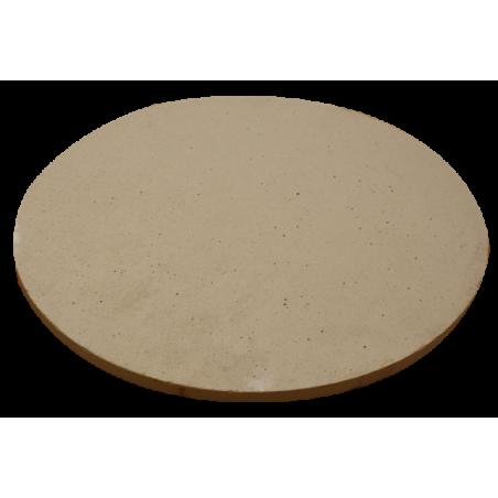 Plaque Ronde Diam 470 mm Epaisseur 15mm 1280°C