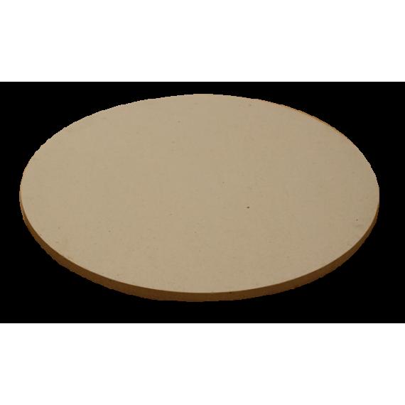 Plaque Ronde Diam 520 mm Epaisseur 18 mm 1280°C