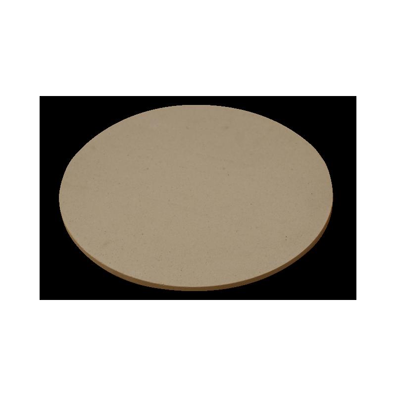 Plaque Ronde Diam 380 mm Epaisseur 10mm 1280°C