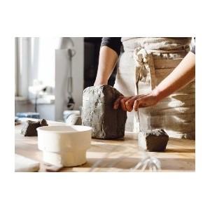 Argile poterie et pâte : raku, grès, faience, porcelaine