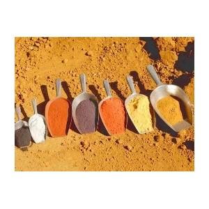 Argiles en poudre et barbotines de coulage