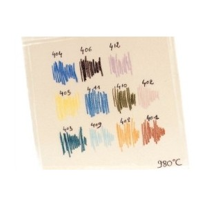 Crayons oxydes